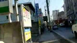JR高知駅周辺をひと歩き。適当に歩いていると、はりまや橋、板垣退助...