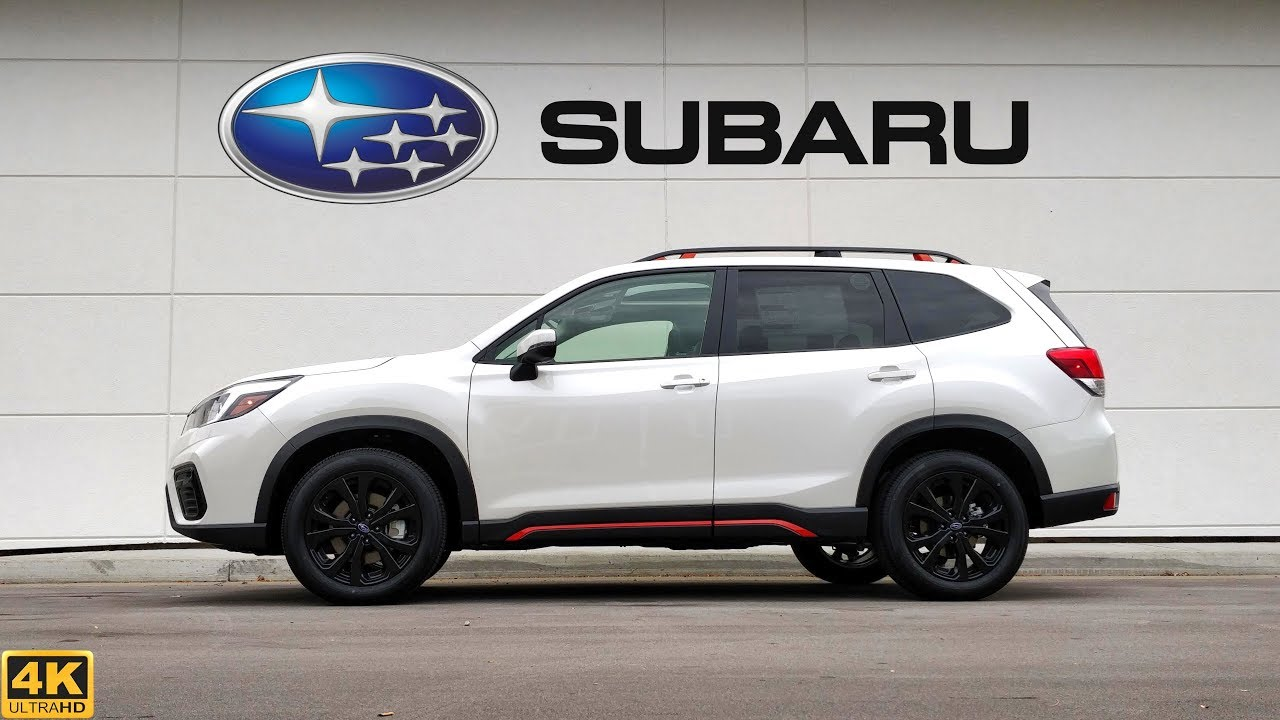 2020 subaru forester      even more to love with 2020 changes