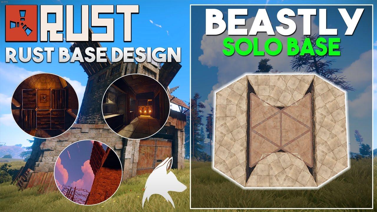Beastly soloduo base 28 rockets rust base building beastly soloduo base 28 rockets rust base building malvernweather Choice Image