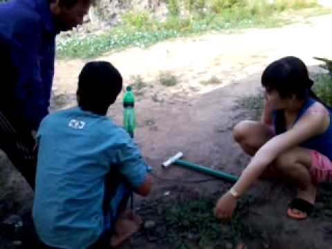 funny water rocket
