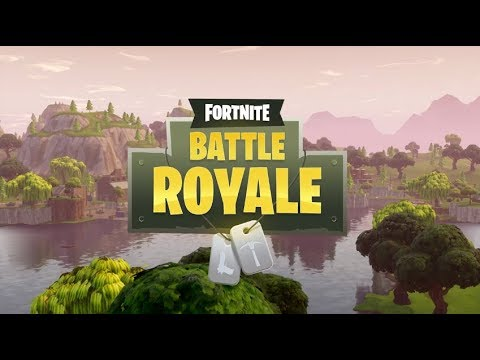 FORTNITE BATTLE ROYAL - TRYING TO BECOME THE NEXT ARC!!!