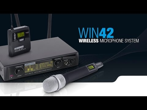 LD Systems WIN 42 - Wireless Microphone System