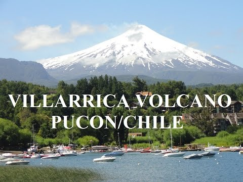 Chile/Pucon (Villarrica Volcano) Part 5
