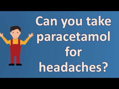 can-you-take-paracetamol-for-headaches-?-|-most-rated-health-faq-channel