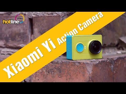 Небольшой обзор видеокамеры Xiaomi Yi Sport