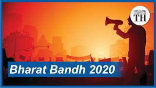 'Bharat Bandh' on January 8, 2020