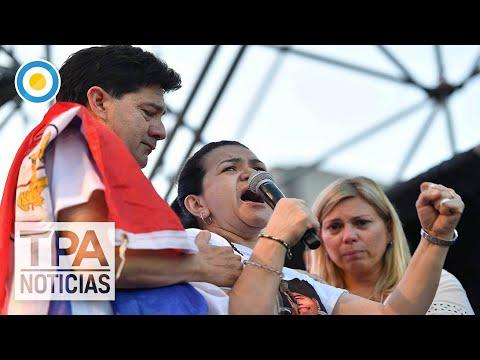 Habló La Madre De Fernando Báez Sosa -  #TPANoticias