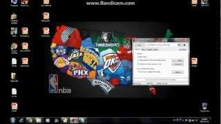 NBA 2k13 My Career Change jersey & shoes tutorial