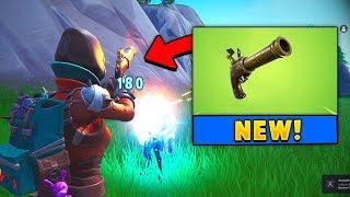 *NEW* Flintlock Pistol in Fortnite (INSANE DAMAGE) thumbnail