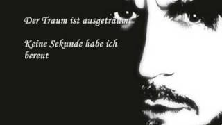Der W - Asche zu Asche (lyrics)