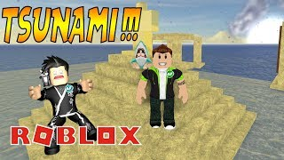 FLOOD SURVIVAL / Roblox Flood Survival / Roblox Game Line