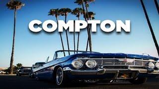 Dope West Coast Type Rap Beat - ''Compton'' (Tune Seeker Collab)