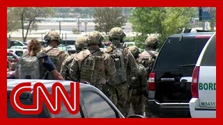 El Paso witness: A kid ran into store to warn us of shooter and no one paid attention