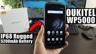Oukitel WP5000 REVIEW & Unboxing: $300 Isn