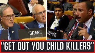 KUWAIT SENDS CHILLING MESSAGE TO ISRAEL