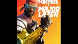 НОВАЯ КОЛЛАБОРАЦИЯ-Fortnite x Major Lazer Official Trailer