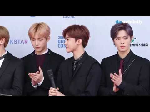 180512 NCT 2018 DREAM CONCERT RED CARPET