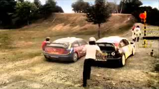 WRC 3 (Playstation 2) - Retro Video Game Commercial