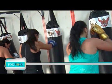 Por Você - Atividade Física: Muay thai 19/05/18