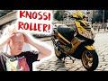 GROßE ÜBERRASCHUNG für KNOSSI! | Knossi Roller