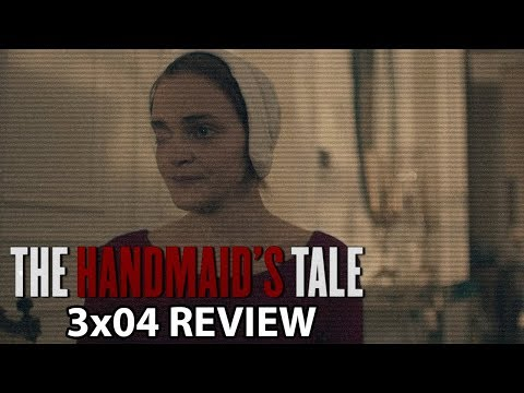 The Handmaid's Tale Season 3 Episode 4 'God Bless The Child' Review/Discussion