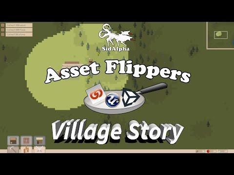 Asset Flippers: Village Story