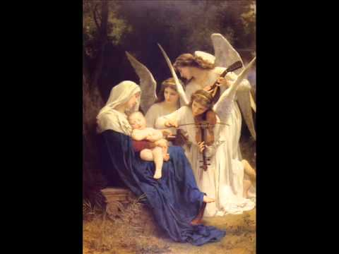 Bouguereau's Paintings with Ave Maria