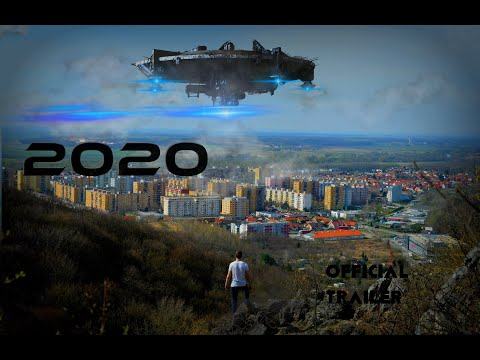 2020 Official Trailer - Action Sci-fi Movie