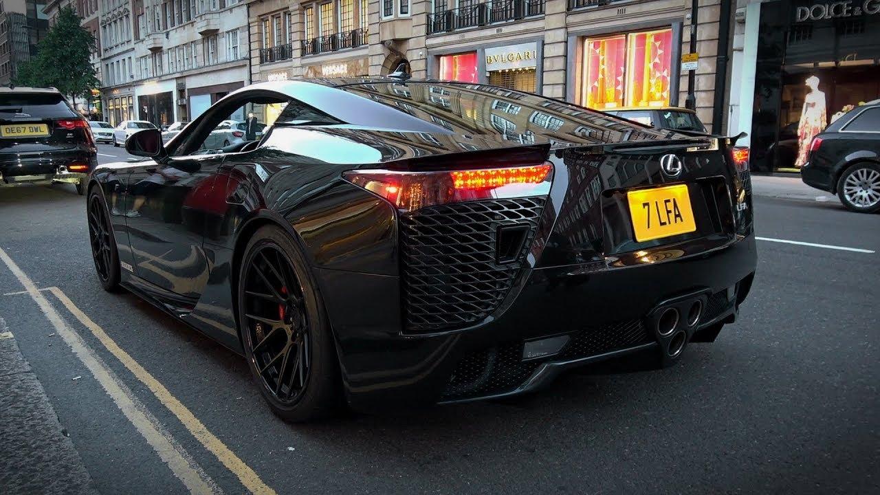 Lexus lfa 2020