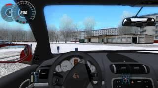 Скачать 3D Инструктор зима 100 машин