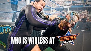 5 Superstars who are winless at Summerslam: 5 Things