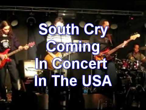 South Cry - Daltri Barros Lead Singer Interview
