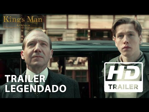 King's Man: A Origem | Teaser Trailer Oficial | Legendado HD