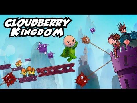 O que é Cloudberry Kingdom? (PC, Xbox 360, PS3, Wii U) [Plataforma 2D]