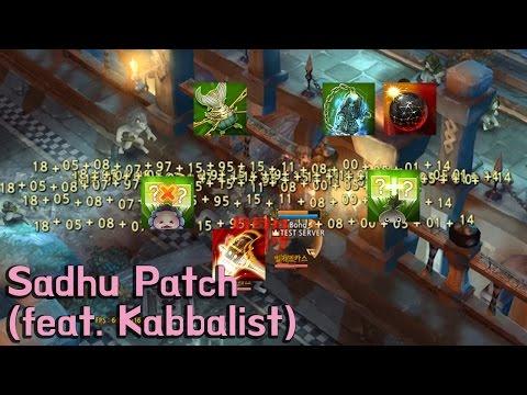 [TOS] Sadhu Patch (feat. Kabbalist)
