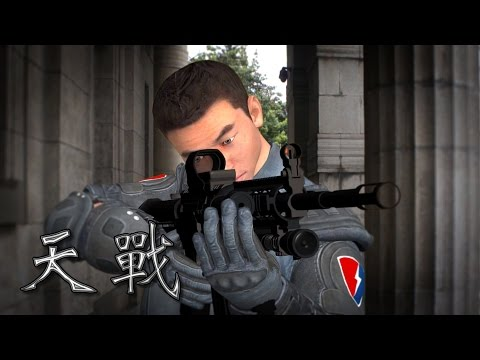 天戰》第16集 : 警察 v.s.  紅蠍子