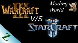 Warcraft 3 Modding World : WarCraft Vs Starcraft by Zanmgt