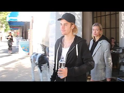 Are Justin Bieber And Hailey Baldwin Addicted? ... To Joan's On Third For Lunch?!