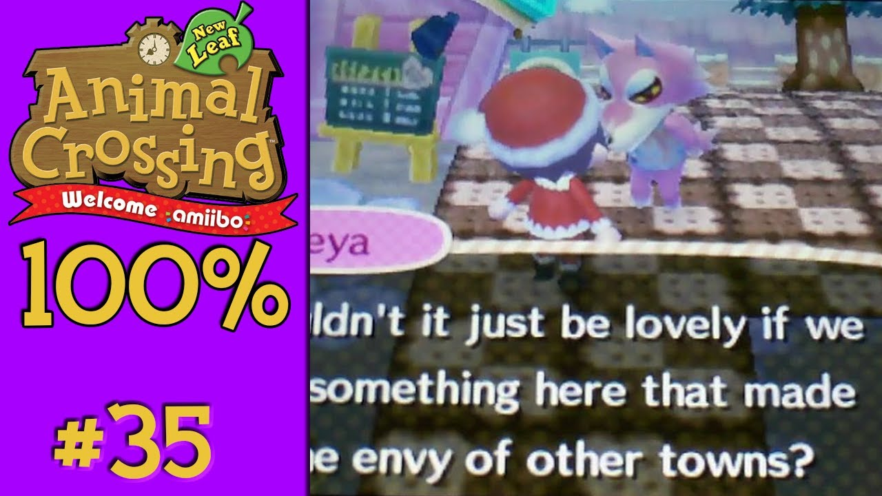 how to get a pwp in animal crossing new leaf