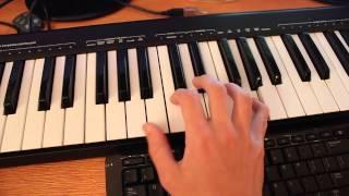 Tame Impala - Elephant - Keyboard Solo