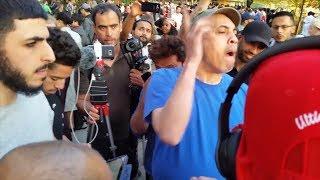 GUN SHOTS IN PARK - DAWAH TO BADMAN