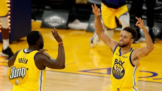 Steph Curry's 62-point game wasn't the only reason Warriors fans should be excited | The Jump