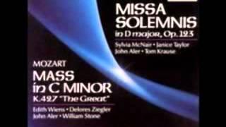 et vitam venturi sæculi - From: Beethoven: Missa Solemnis in D major, Op. 123.  Robert Shaw