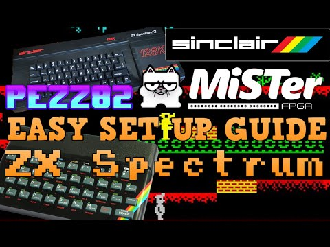 MiSTer FPGA Guide - ZX Spectrum - Easy Set Up Guide, Play 1000s Of Games