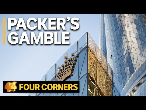 Packer's Crown Casino Gamble: A tale of big money, lobbying and political influence   Four Corners