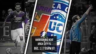 Harrisburg Heat vs Utica City FC
