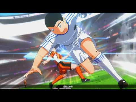 Captain Tsubasa: Rise Of New Champions - Nankatsu Vs Netherlands - Best Of 8