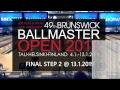 Brunswick Ballmaster Open 2019 - Final Step 2