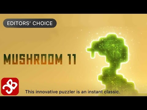 Mushroom 11 (By Untame) - iOS/Android - Gameplay Video
