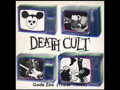 Death Cult - Gods Zoo  (These Times) 1983